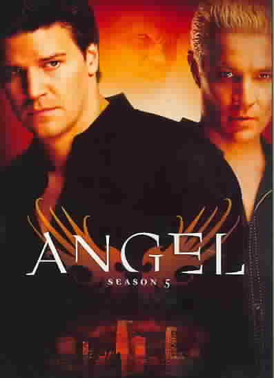 ANGEL SEASON 5 BY ANGEL (DVD)